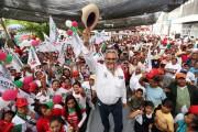Con Chon Orihuela el PRI volverá a gobernar Michoacán