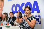 """Promoveré vinculación de la Universidad Michoacana con la sociedad: """"Cocoa"""""""