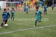 Deportivo El Carmen ganó al Campestre en categoría Mini pony