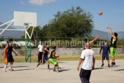 Continúa con éxito el Torneo de la Liga D.I.A. de Basquetbol