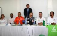 Arturo Laris, candidato a síndico por el PAN, se pronunció en contra de las prácticas del Verde Ecologista