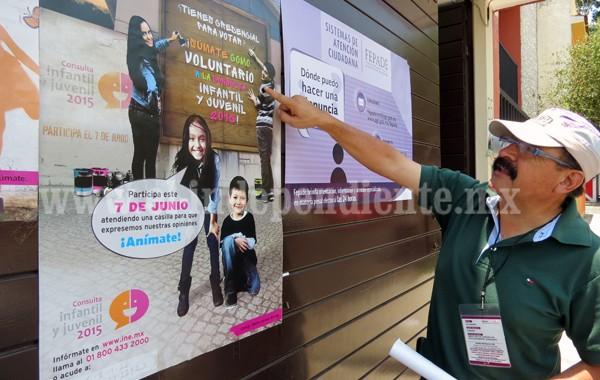 Anuncia IEM la consulta  infantil  y juvenil