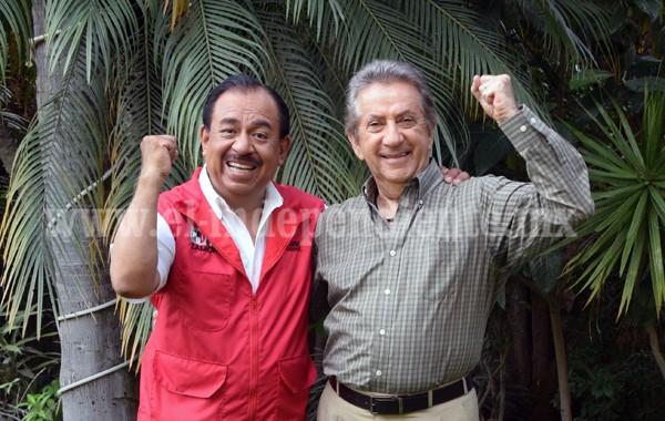 Con el Dr. Lugo, Zamora tendrá el mejor gobierno en su historia: Guillermo Gómez Vega