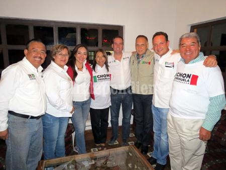 Sin duda, Chon Orihuela una opción seria y no improvisada para Michoacán