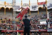Función de Lucha Libre promete espectacularidad y rudeza en el ring