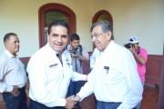 Me comprometo a dar vigencia al proyecto de justicia social del General Cárdenas: Silvano