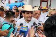 En los hechos, reconoce PRI que Silvano es el mayor gestor de recursos para Michoacán