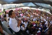 Festejó Silvano a niños en su Día en el fraccionamiento Villas del Pedregal