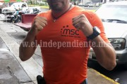 Ulises Tinoco ganó pase para el Panamericano de Jiu Jitsu 2015