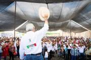 El PRI va a gobernar Michoacán: Chon Orihuela