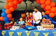 Celebración en honor a Thiago André