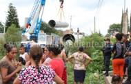 Vecinos de la parte alta de Jacona evitarán colocación de antena