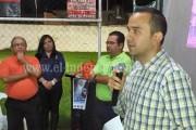 Abejas Rayadas reconoció el trabajo del Regidor Jaime Escobar