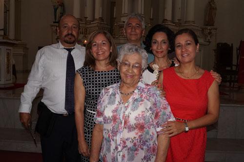 Festeja 85 años
