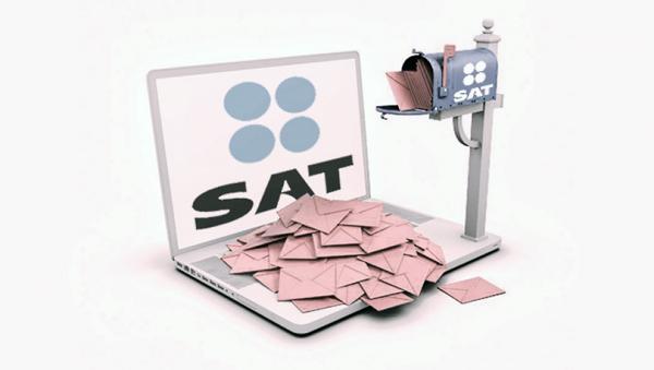 Inhabilitado, el buzón tributario del SAT