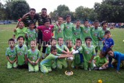 Astros Fuerza Chonguera es Campeón de Copa en Mini Pony