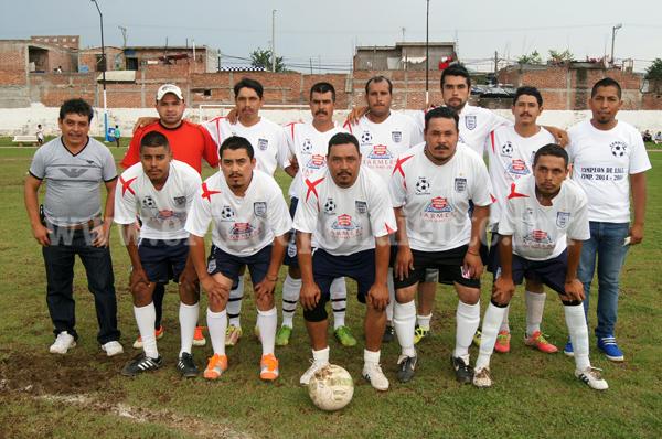 El Cerrito se impusó 4-2 sobre Chaparaco