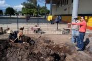 """Importantes obras de infraestructura se realizan en """"El Chamizal"""""""
