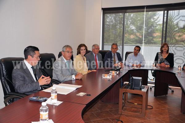 SALVADOR JARA FIRMA ACTA CONSTITUTIVA DE ASOCIACIÓN CIVIL QUE ADMINISTRARÁ EL CENTRO DE INTERPRETACIÓN RUTA DON VASCO