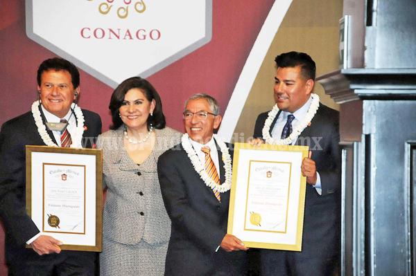 RECONOCE PRESIDENTE DE LA CONAGO APORTACIÓN DE SALVADOR JARA A LA CONFERENCIA