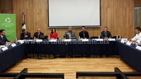 Falta  de dinero pone en riesgo arranque de Nuevo Sistema Penal en Zamora y Uruapan