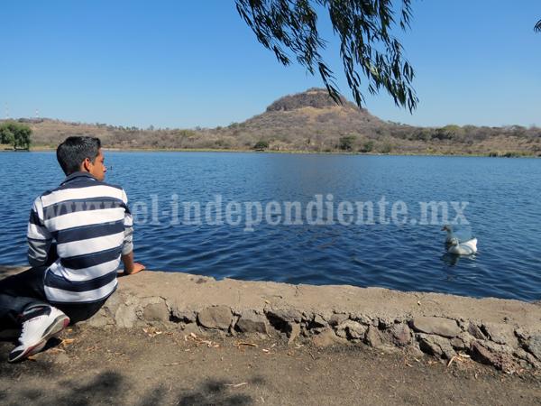 Esperan haya derrama económica en los distintos lagos de Jacona