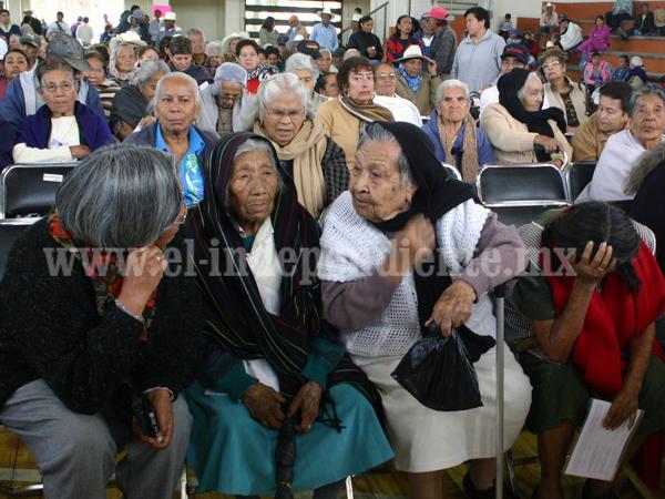 22 mdp llegan anualmente a Jacona para adultos mayores