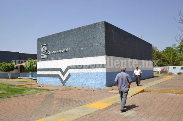 Casi mil 500 pacientes  con diabetes melliitus atiende ISSSTE Zamora