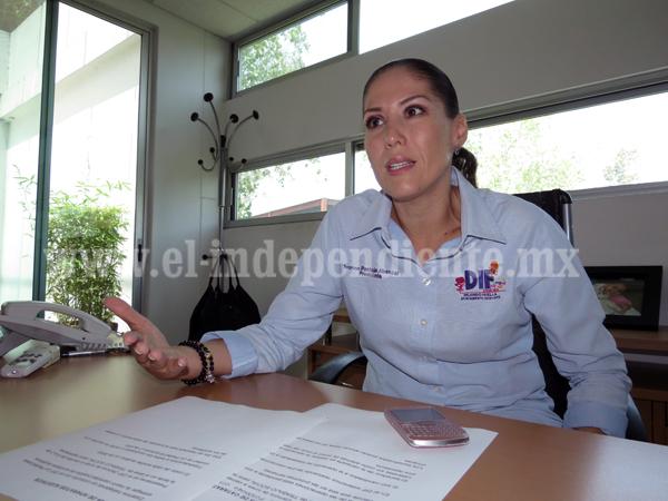 """""""Somos una administración que ha dejado huella"""": Ivonne Pantoja Abascal"""