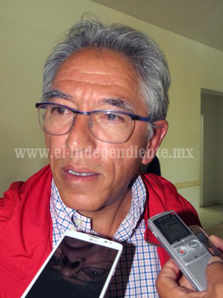 """""""Ciudadanos y gobierno no debemos bajar la guardia en materia de seguridad"""": Salvador Jara"""