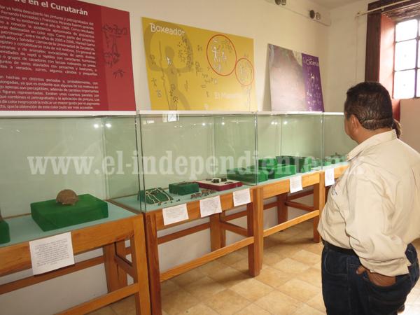 Piezas arqueológicas de Jacona ya están registradas ante el INAH