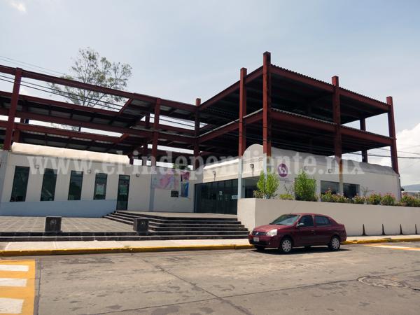 Casa de la Cultura a la espera de licencia de construcción para reparar edificio
