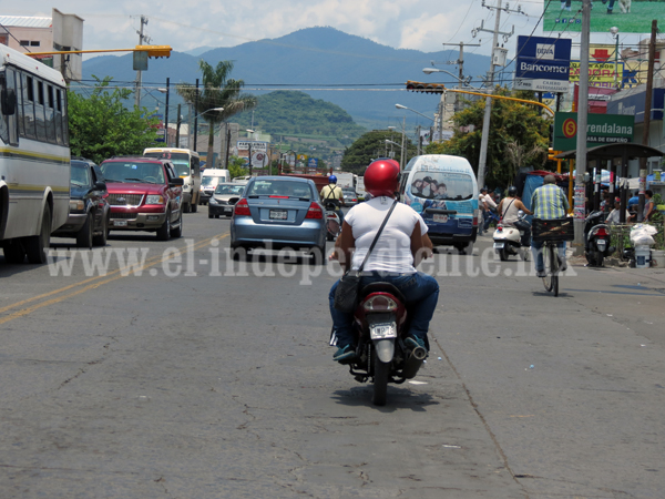 Incrementó cifra de usuarios de motos a la par de accidentes