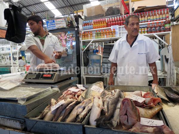 Ante la escasez, incrementa precio del pescado
