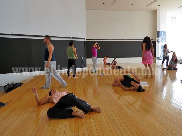 """""""En tiempo real 2015"""" convoca a coreógrafos de todo el país"""