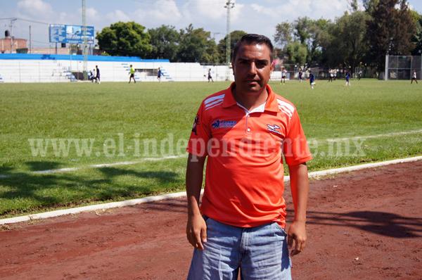 Entregamos buenos resultados y saldo positivo a la Liga Infantil: Juan Pablo Cortés