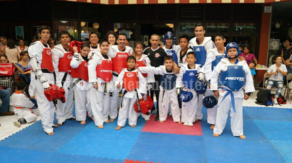 Primer Seminario Villa's Tae Kwon Do México