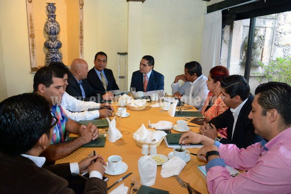 Indispensable la construcción de un gobierno incluyente para la recuperación de Michoacán: Silvano Aureoles