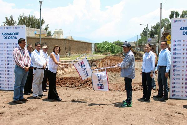 Destinarán 700 mil pesos para dignificar camino a Altamira