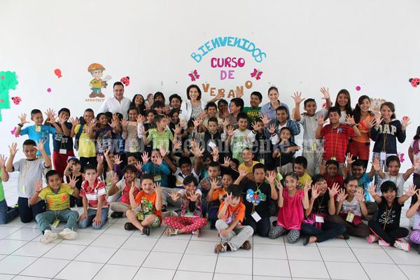 Cursos de verano acercaran a niños al mundo de los profesionistas