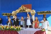 Autoridades municipales encabezan graduación de Melchor Ocampo