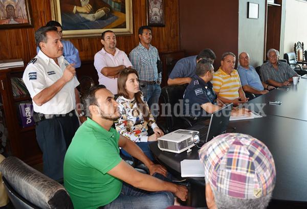 Habrá cambios en la circulación de Sahuayo