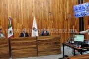 TITULARES DE LOS TRES PODERES EN MICHOACÁN FORMALIZARON LA IMPLEMENTACIÓN DEL NUEVO SISTEMA DE JUSTICIA EN URUAPAN