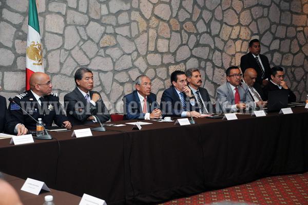 · Michoacán ha logrado avances sólidos para su desarrollo, pero no hay que echar campanas al vuelo: Salvador Jara