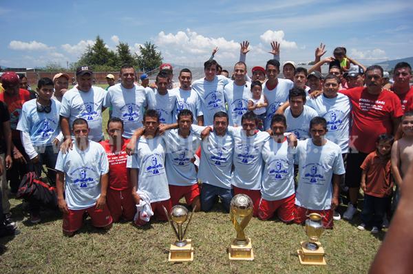 Deportivo Del Rio se coronó Campeón de Copa, Liga y Campeón de Campeones.