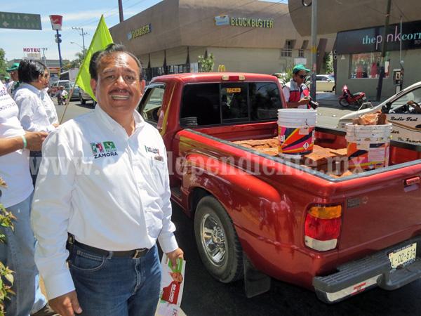 Ratifica TEEM al Dr. Lugo como Presidente Electo de Zamora