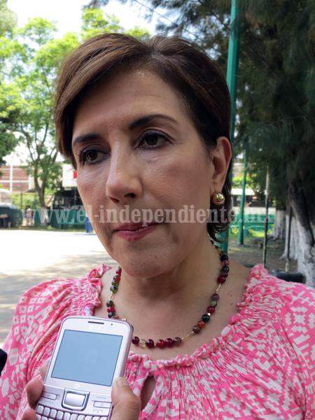La bancada panista se opone al matrimonio igualitario: diputada Kena Méndez