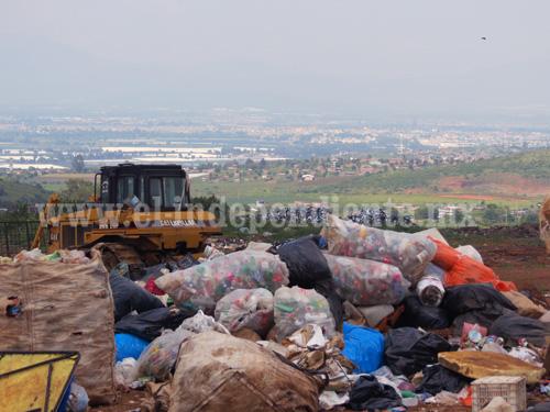 Tiraderos clandestinos contaminan el suelo de Jacona