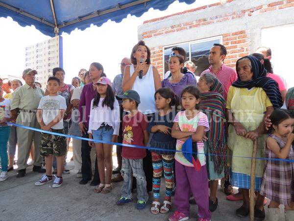 Van casi 5 mdp para dotar de vivienda a familias desamparadas