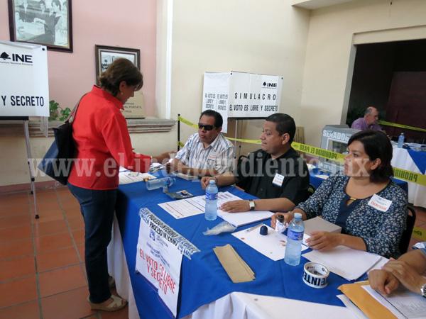 Solo 30 por ciento de los panistas zamoranos salieron a votar